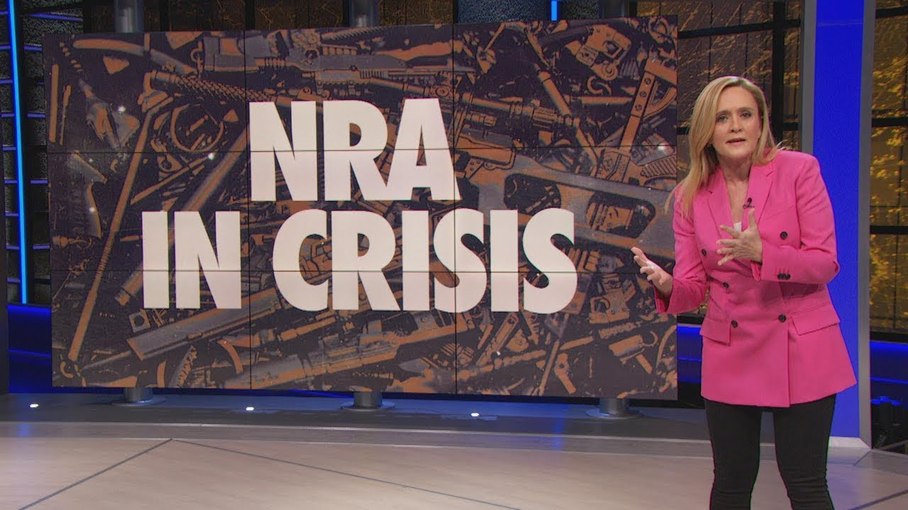 Rolling Stone - Watch Samantha Bee Revel in NRA's Disarray