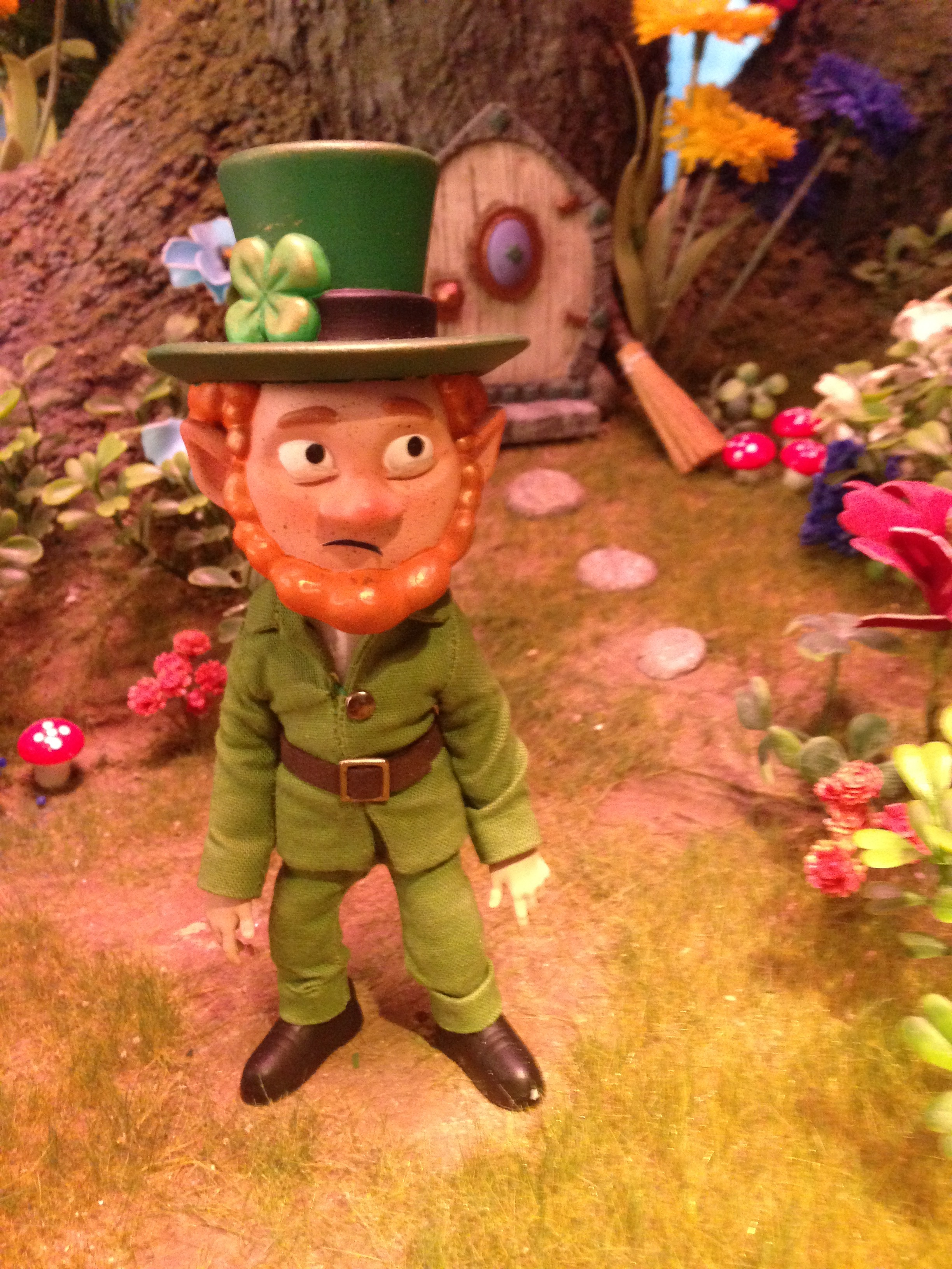 Leprechaun - SuperMansion 3
