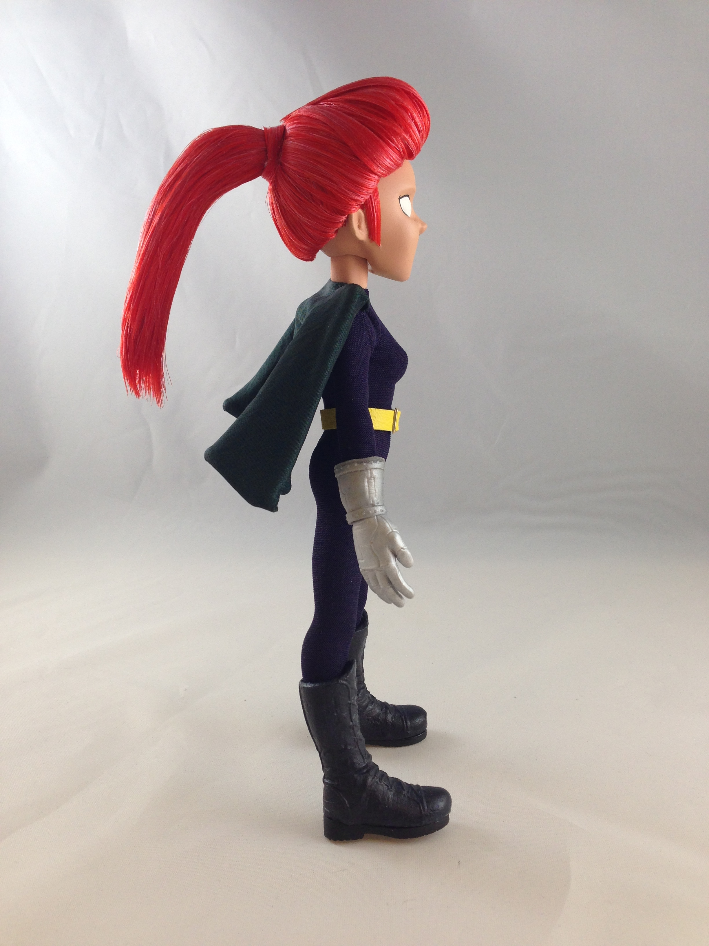 Lex Lightning - SuperMansion 2 (Hair Fabrication)