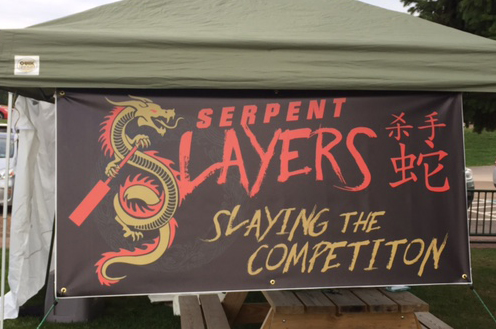 BANNER | SERPENT SLAYERS