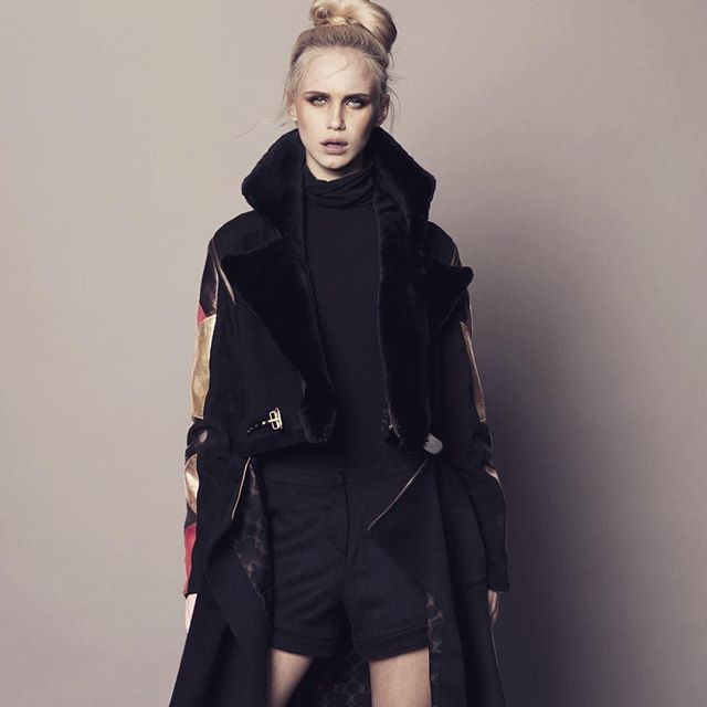 Another multifunctional coat ✨  #fashion #design #icelandicdesign #icelandicfashion