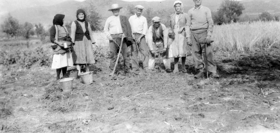 The Kouzini Tradition. Family Picture