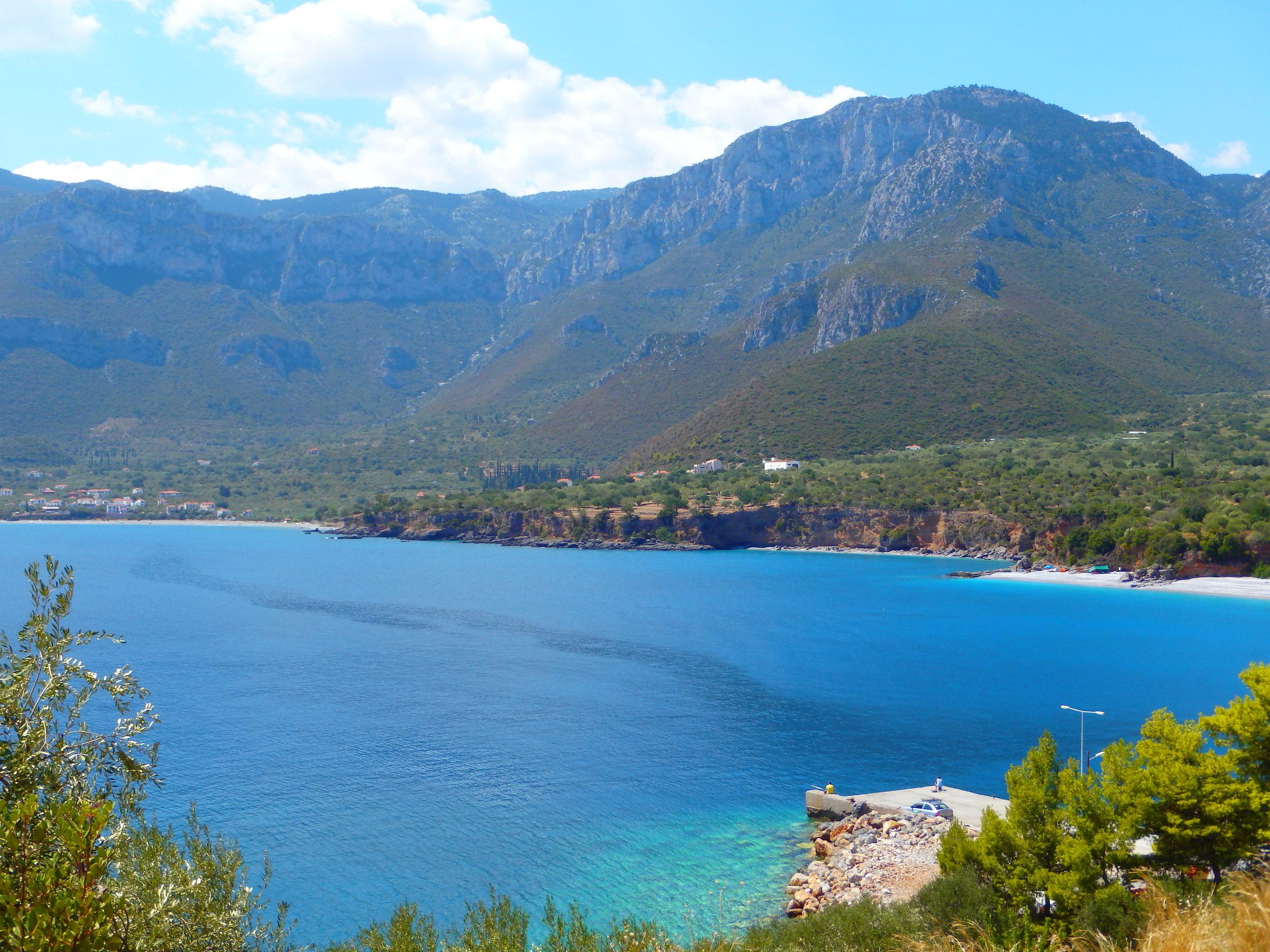 The home of Kouzini! Lakonia Greece!