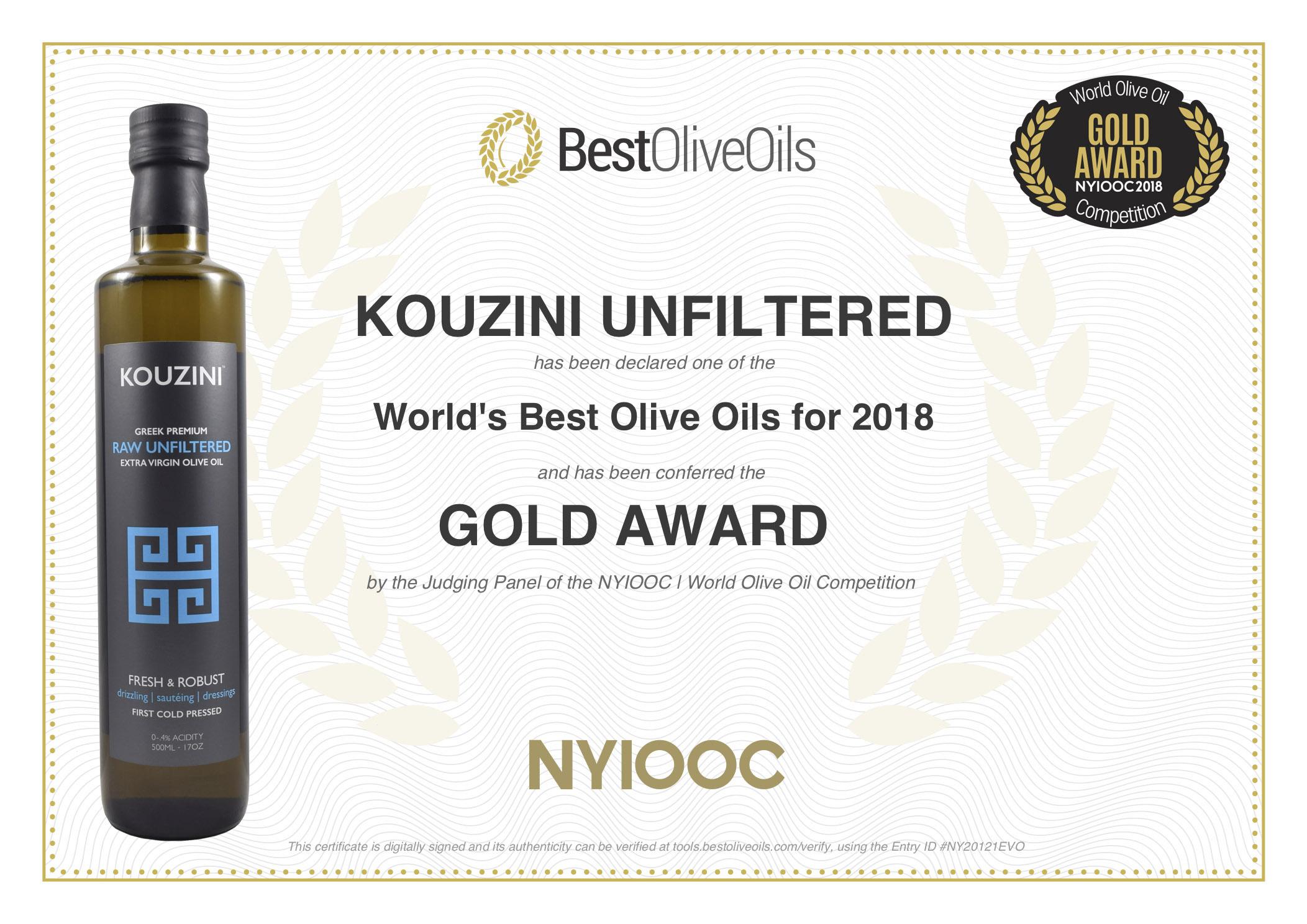 Kouzini 2018 Gold Award 2.jpg