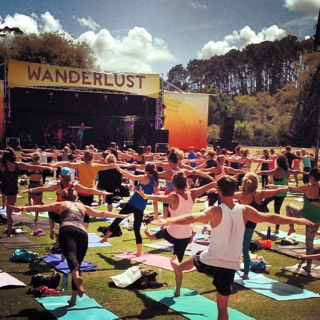 Wanderlust in the city 2014