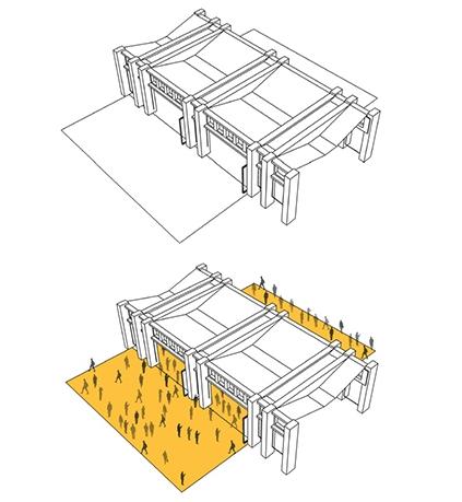 Temporary Exhibition spaces