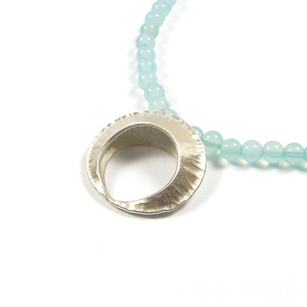 Gemstone Strung Pendant