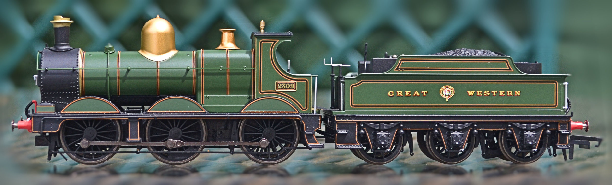 2309, the new Oxford Rail release.