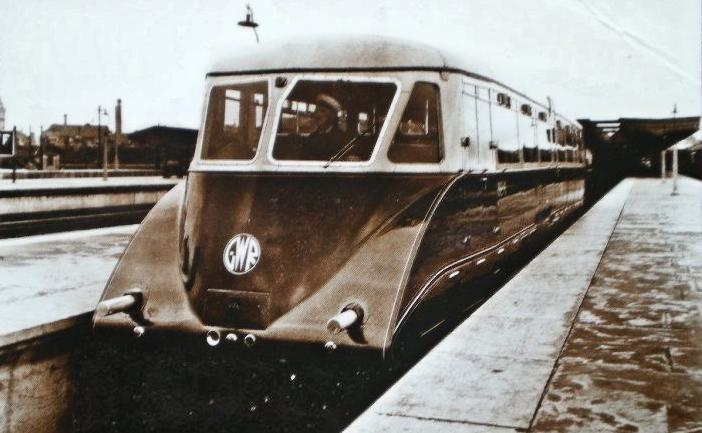 No. 4 at Cardiff General Station