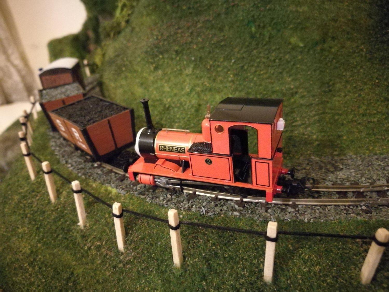 Swansea Railway Modellers Group — Review: Bachmann Rheneas