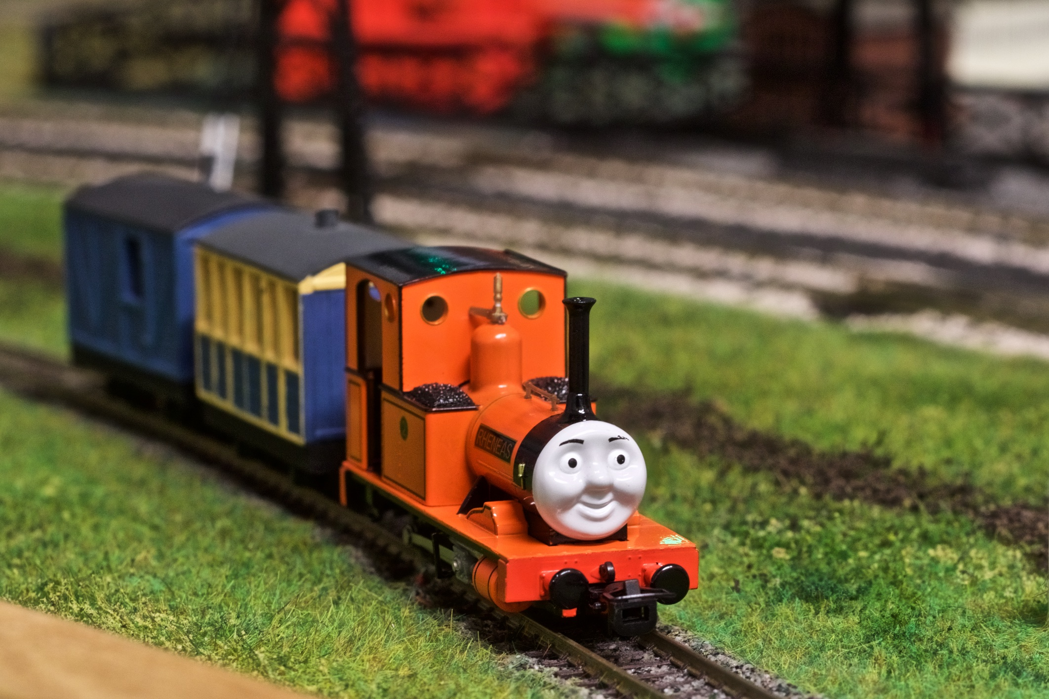 Swansea Railway Modellers Group — Review: Bachmann Rheneas