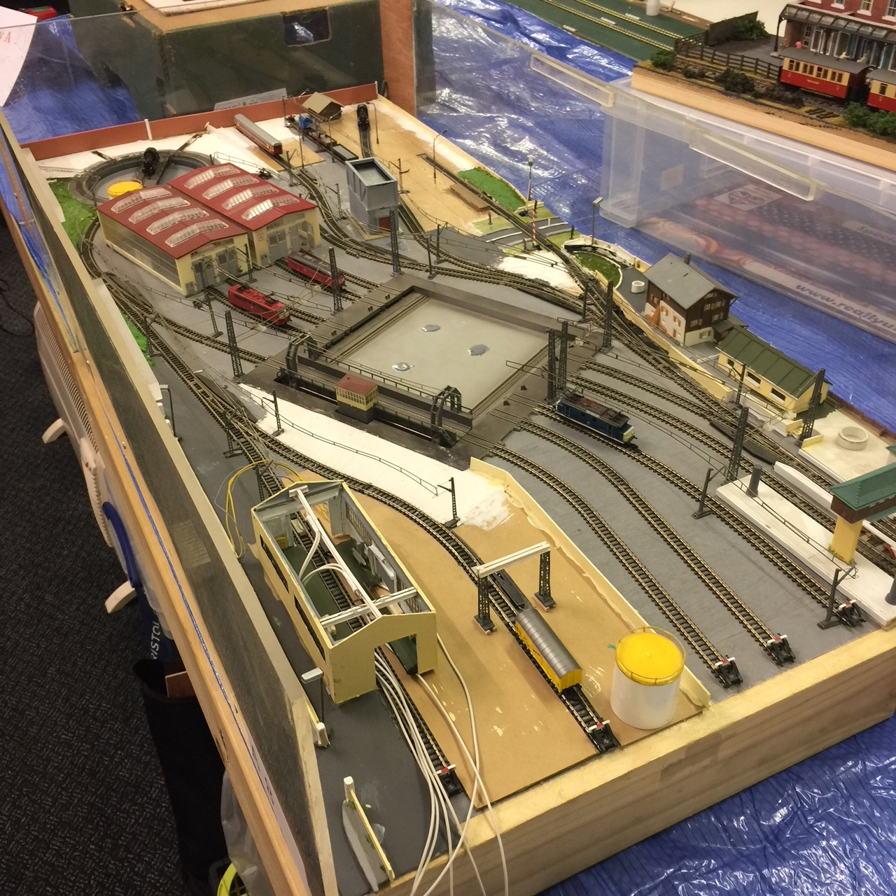 David Williams' Z-gauge work-in-progress