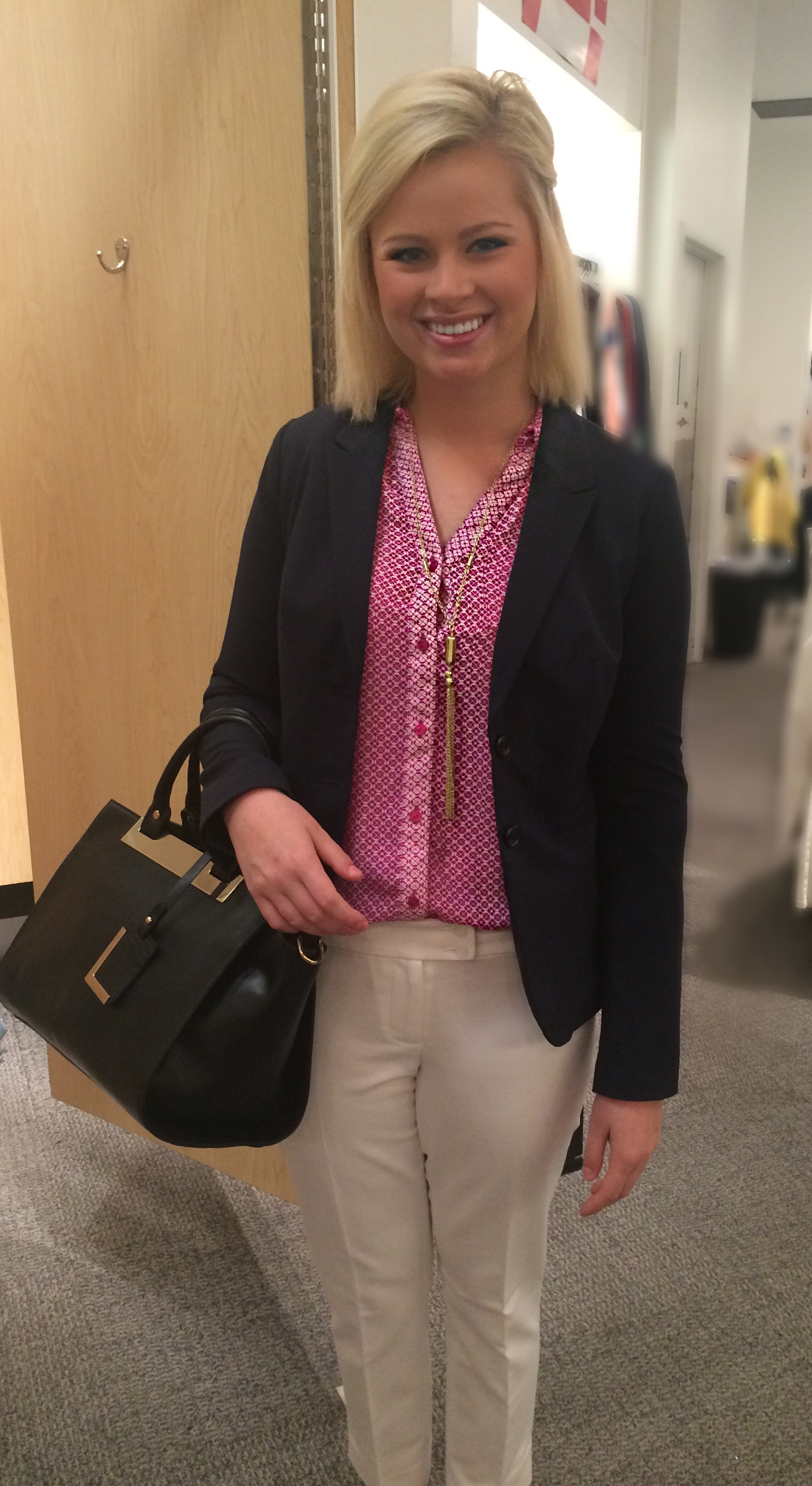 Every piece here is ON SALE!!Jacket  here ,Shirt  here , Pants  here , Purse  here