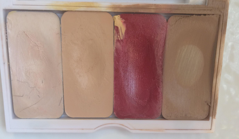 IIID Foundation Palette