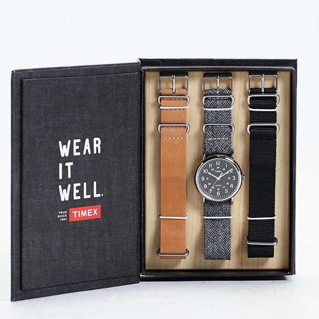 Timex Weekend Watch Box Set