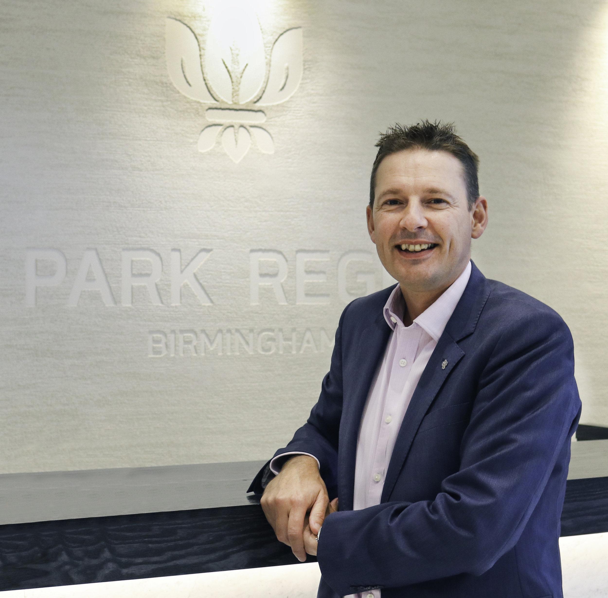 Mark Payne, GM of Park Regis Birmingham.jpg