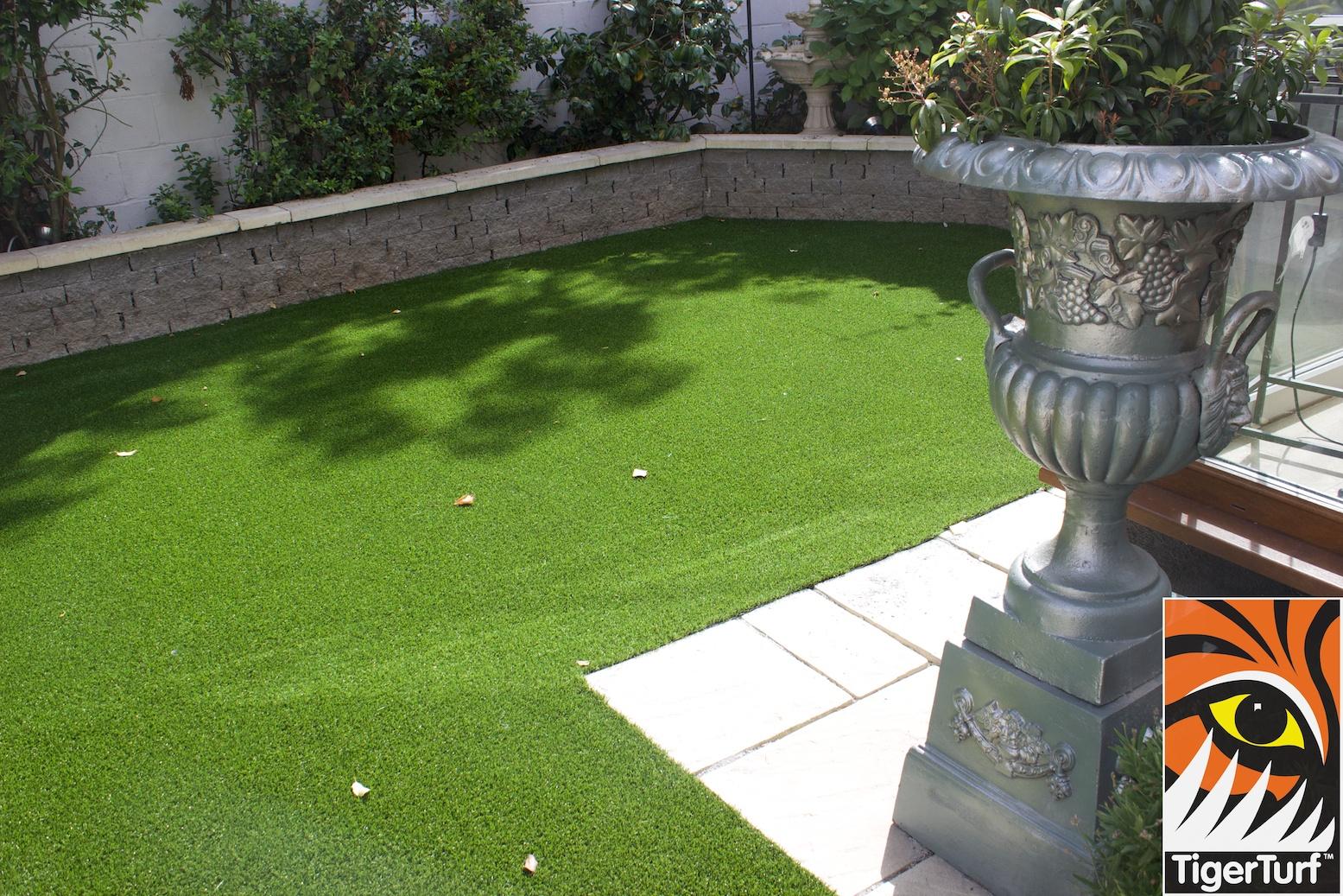 TigerTurf Grass installation