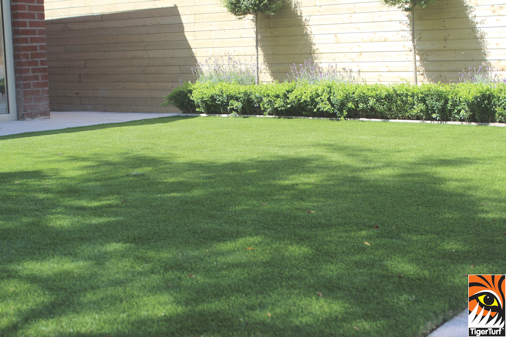 TigerTurf in Formally landscaped Gardens