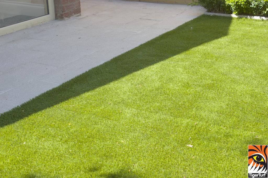 Formal Garden design with Tigerturf