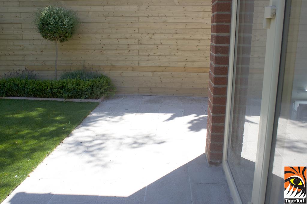 patio of Garden