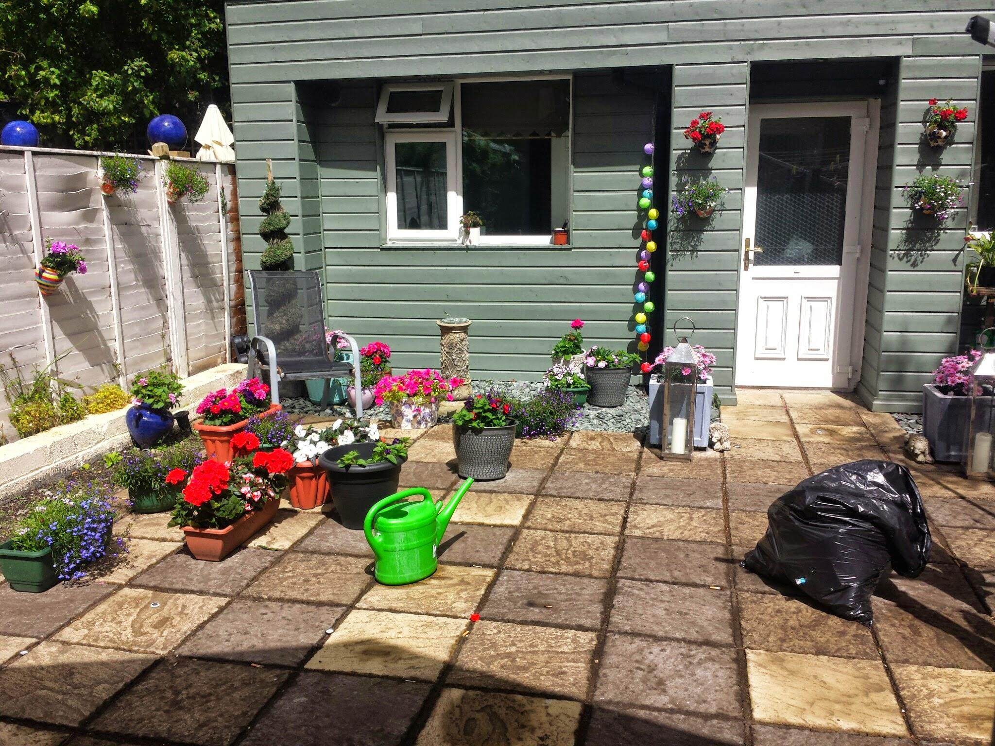 Dublin City Urban garden
