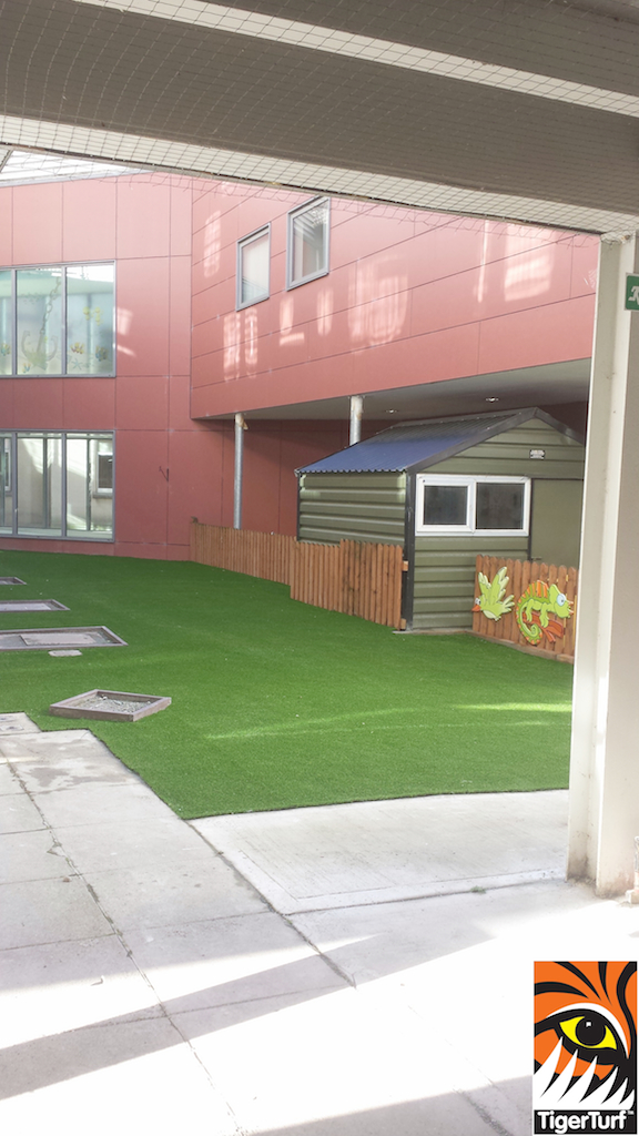 new Vision Plus Lawn installed