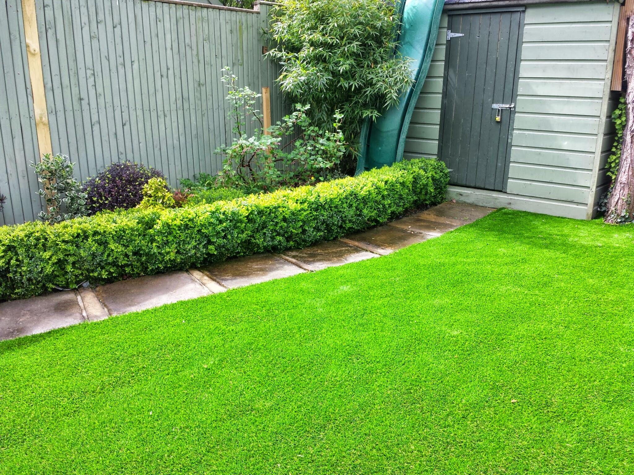 fantastic new TigerTurf Lawn
