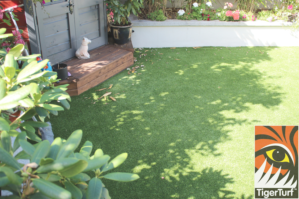 TigerTurf Vision Plus Lawn in Green