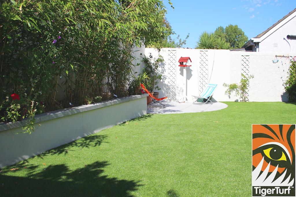 TigerTurf in new Garden