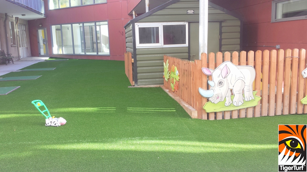 Green Vision Plus Playground Area