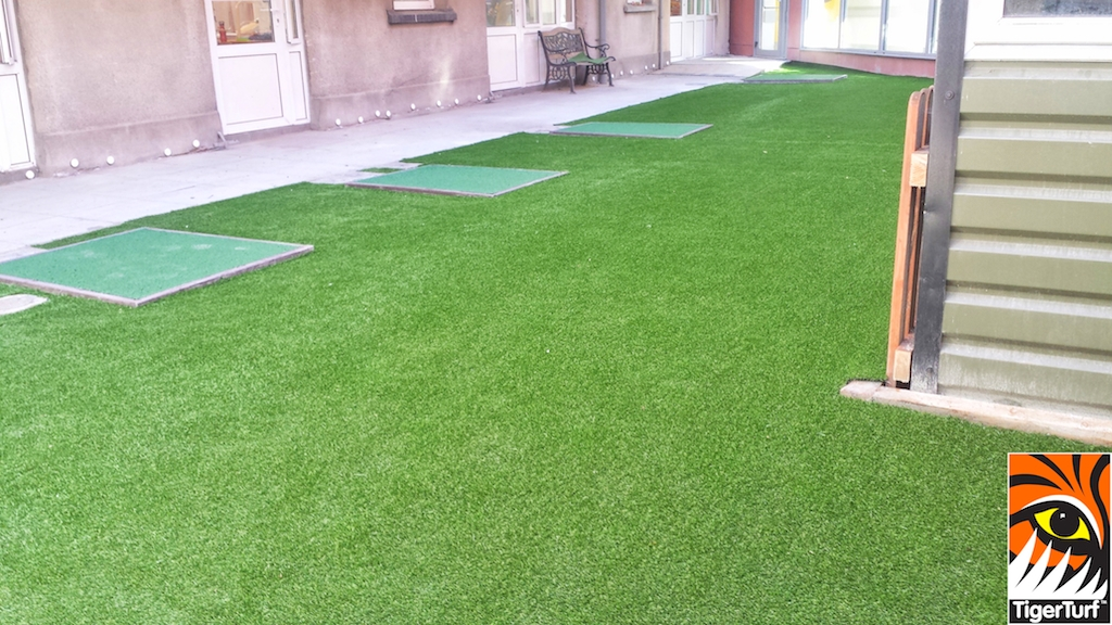 playground lawn in Vision Plus