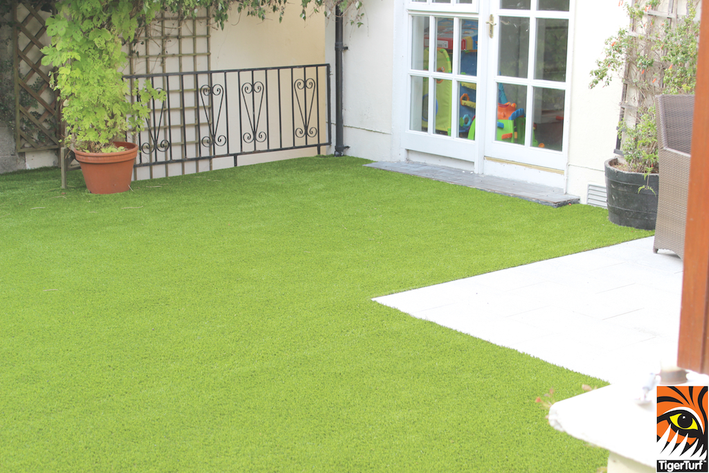lawn perfection from TigerTurf