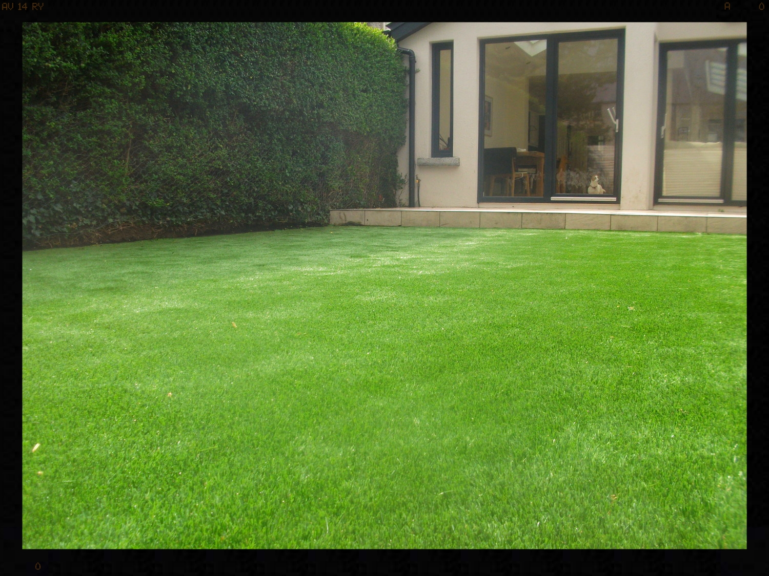 image click through for Dartry Finesse lawn installation