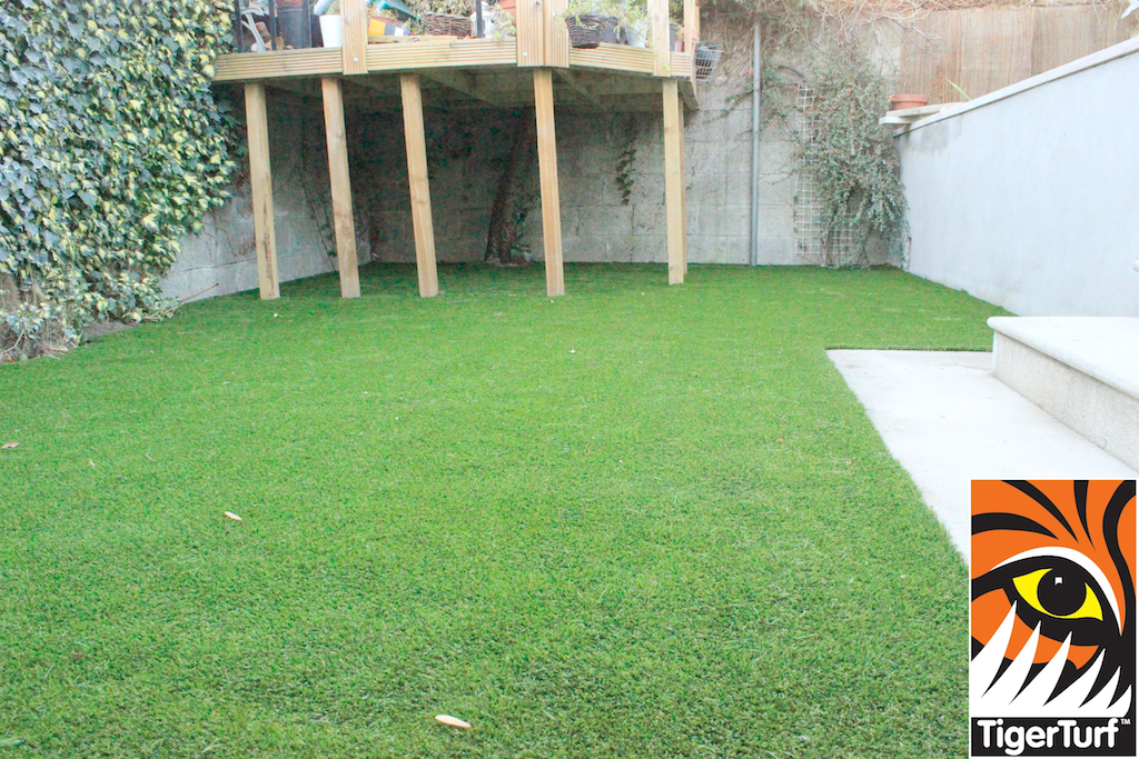 grass synthetic install