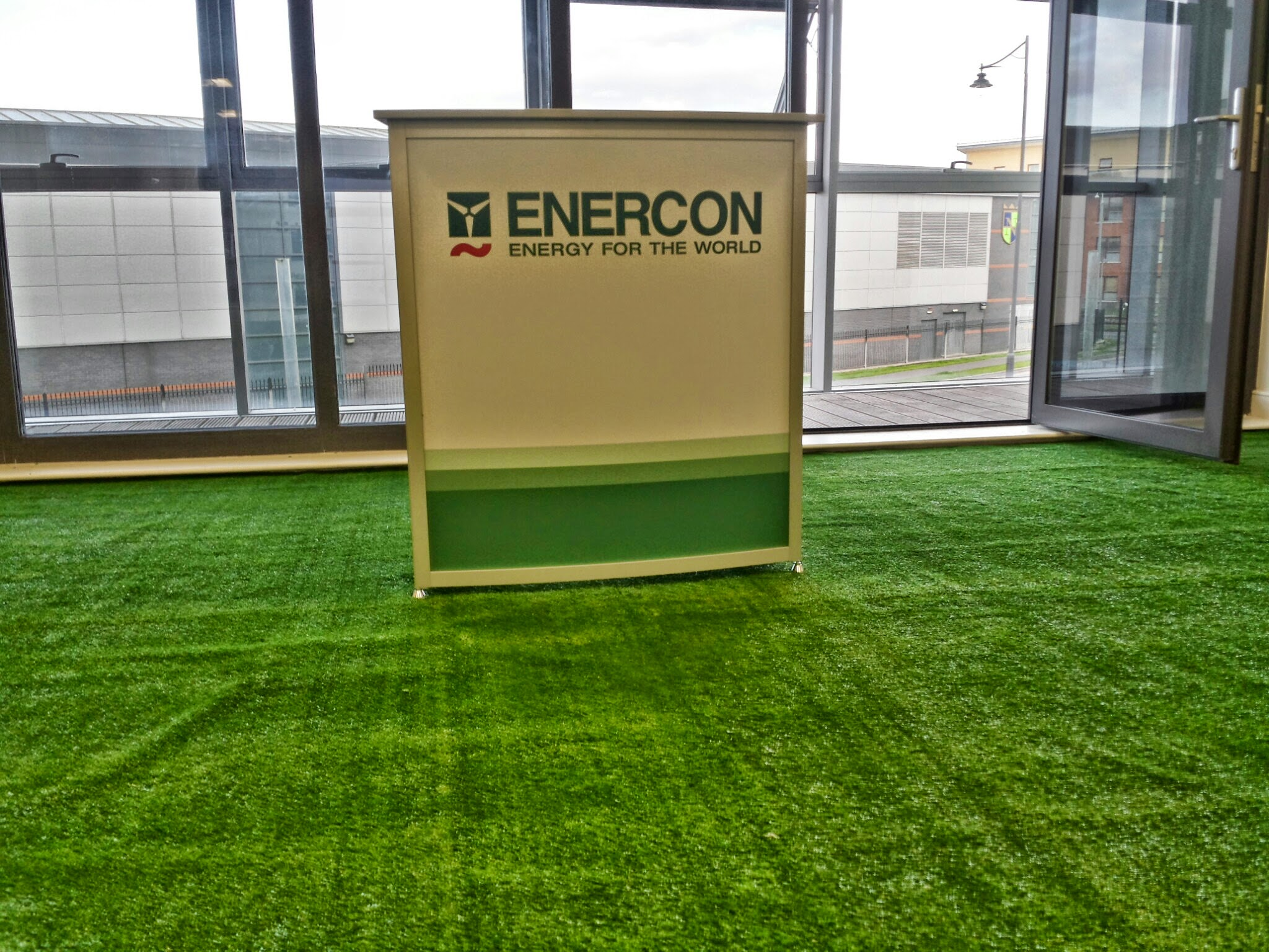 synthetic Grass floor cover