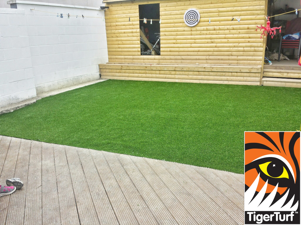 deck and fake astro turf