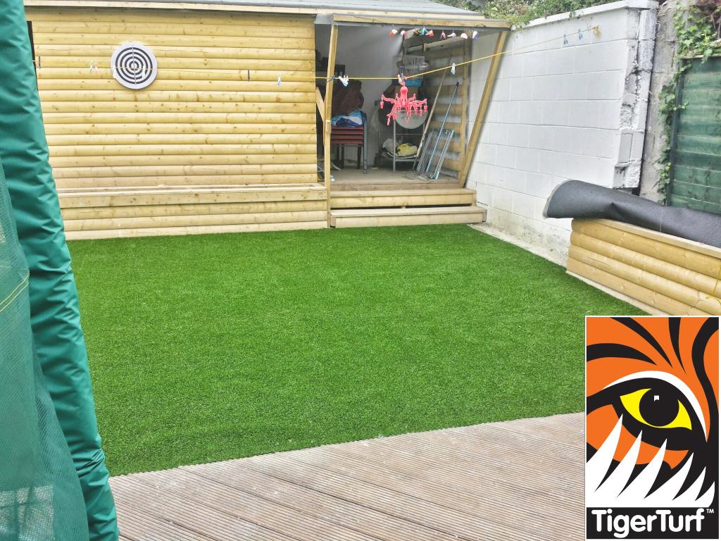 new Garden Lawn installation