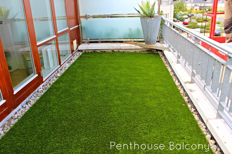 Penthouse Terrace balcony
