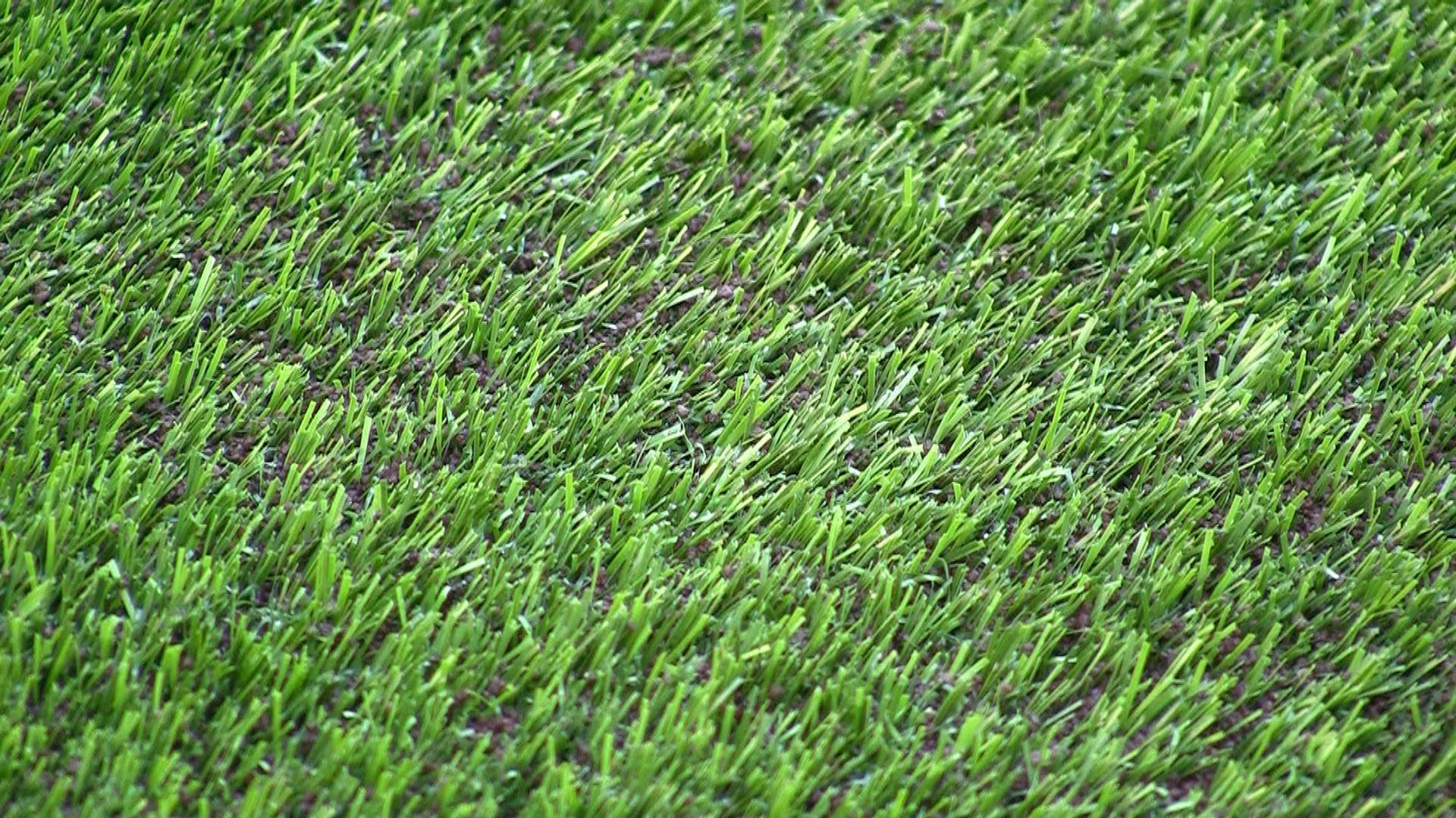 synthetic grass install