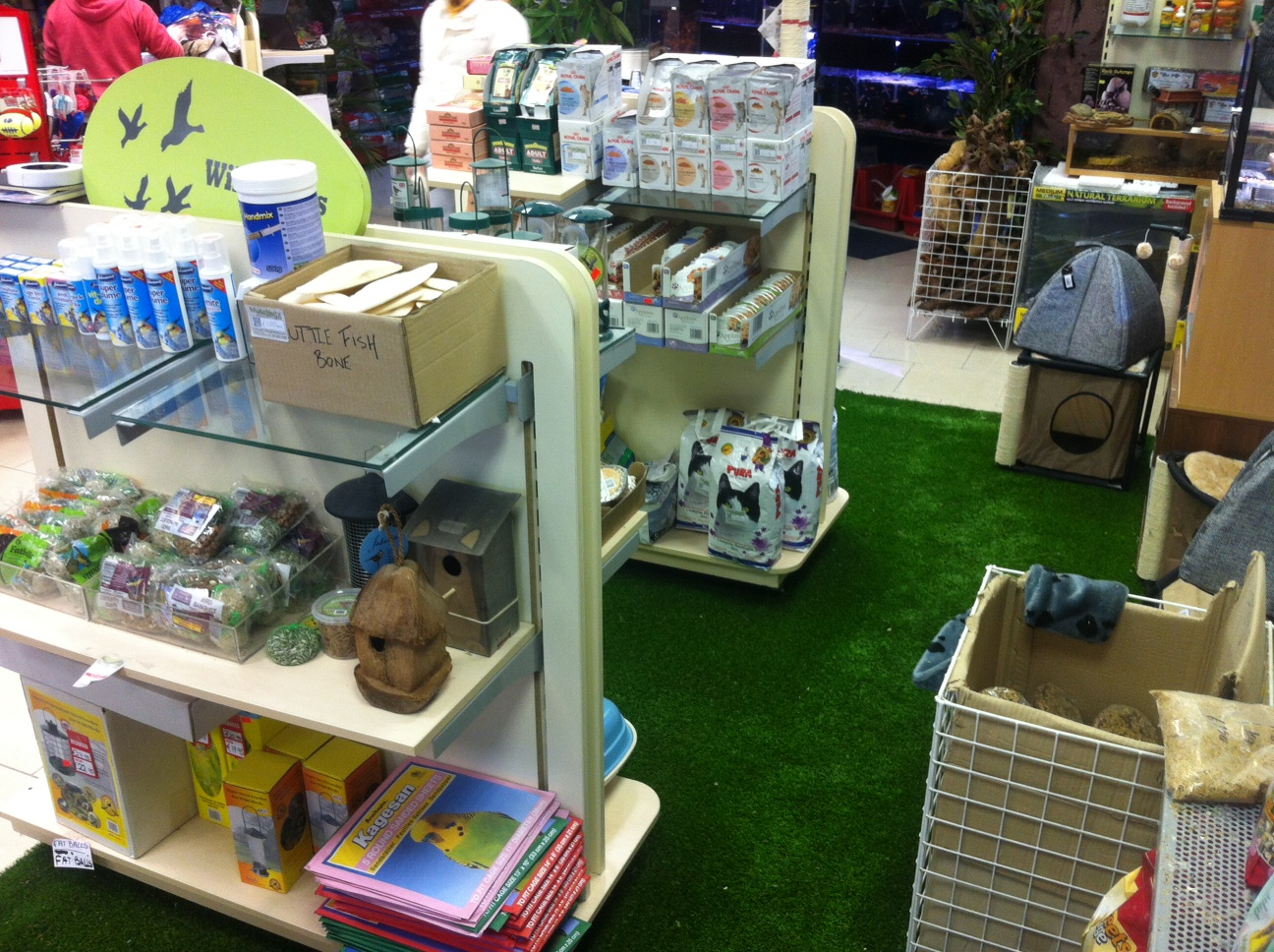TigerTurf Pet shop