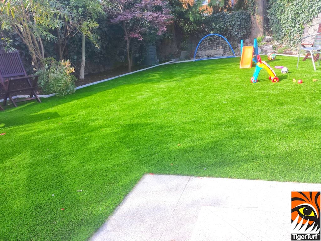 TigerTurf synthetic grass
