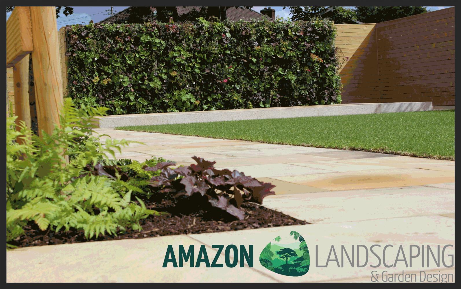 Amazon Landscaping Dublin - Award winning landscapers
