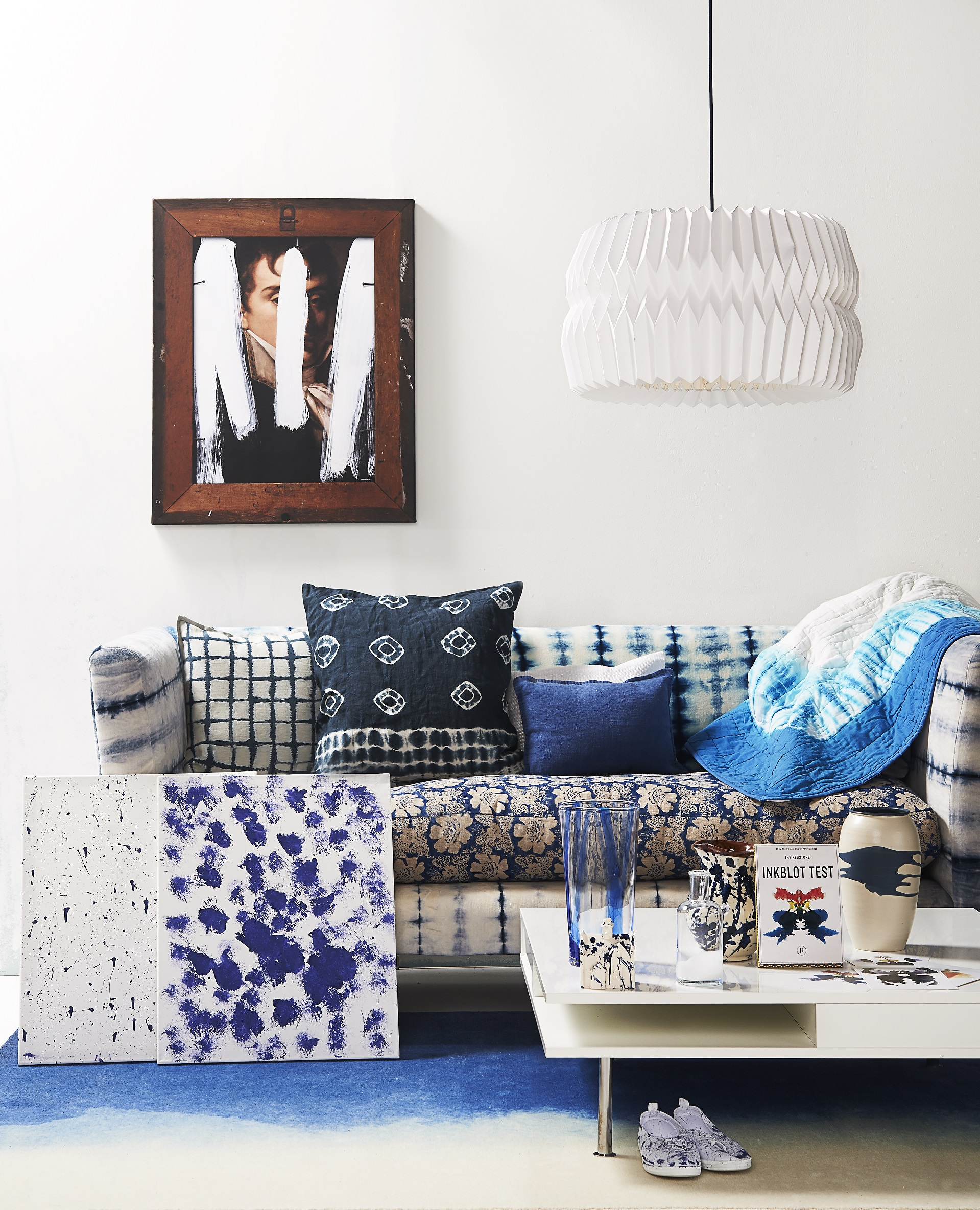 Trends- Inky Hues