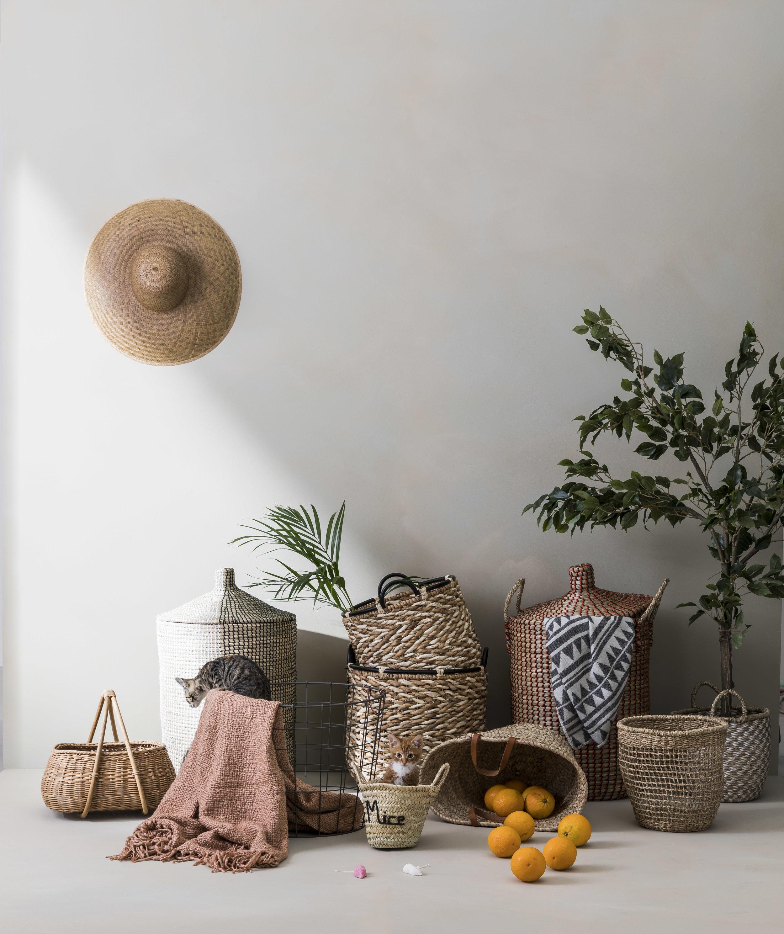 'Bag a Basket'