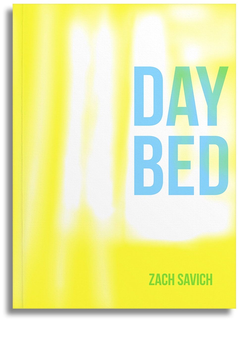 Daybed by Zach Savich