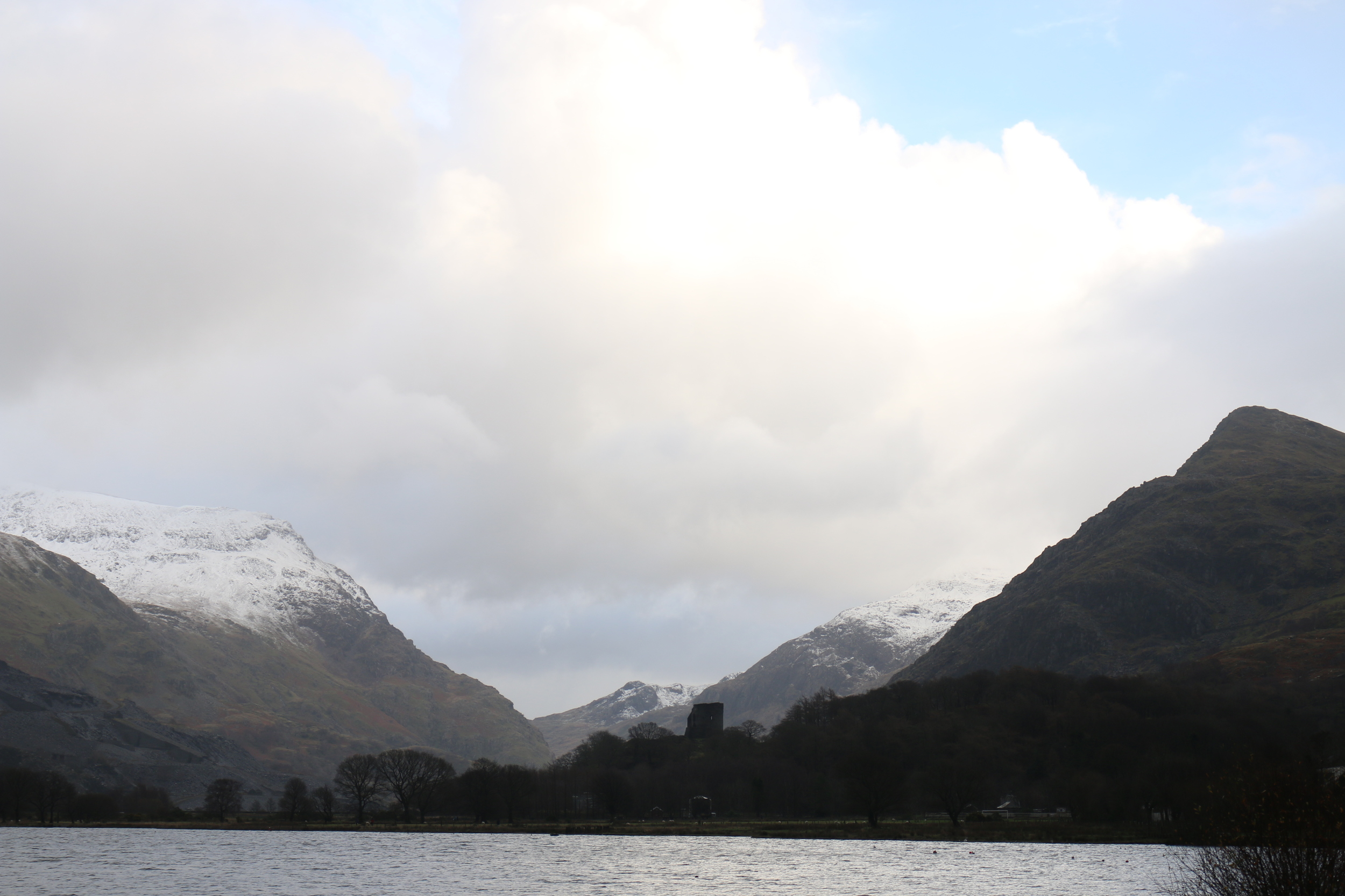 Snowdonia: photographed from Llanberis.