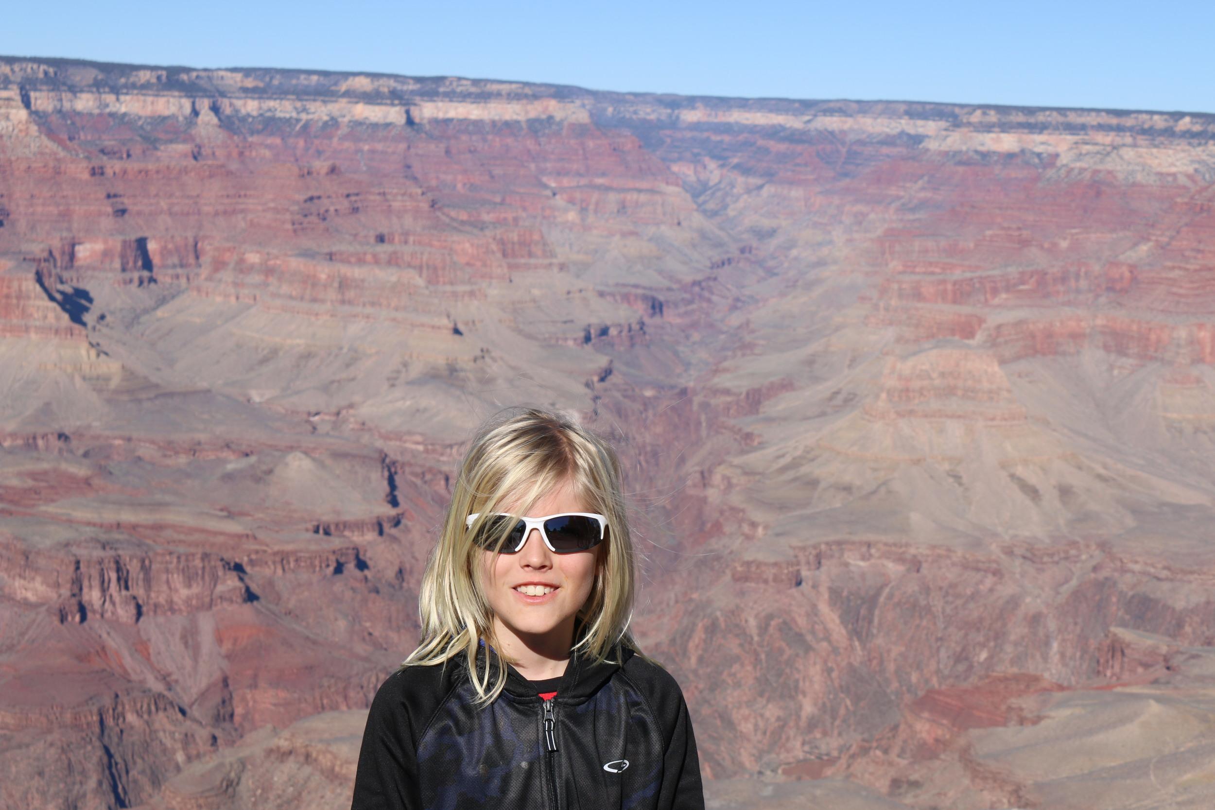 Grand Canyon NP.