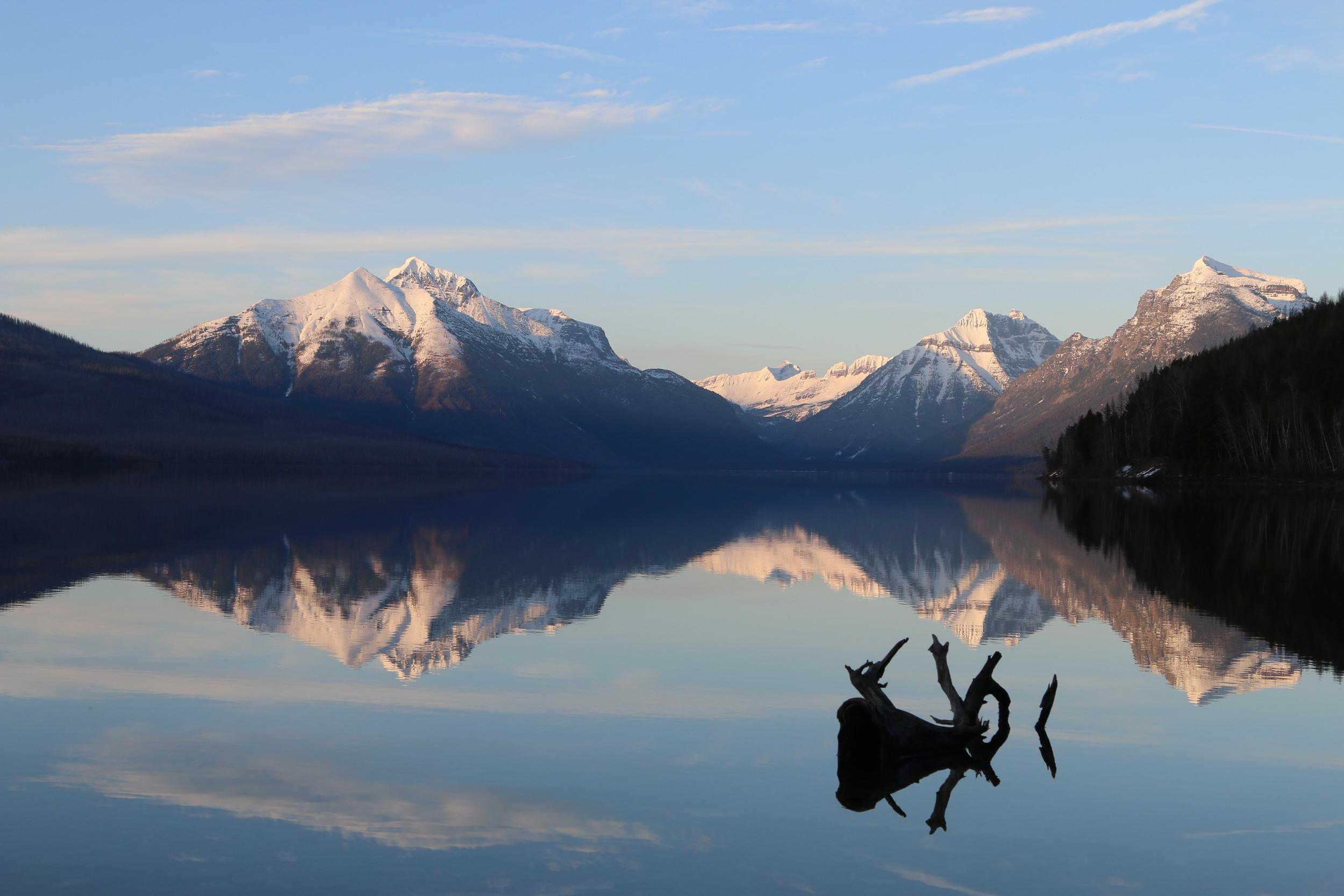 Glacier National Park: Lake McDonald