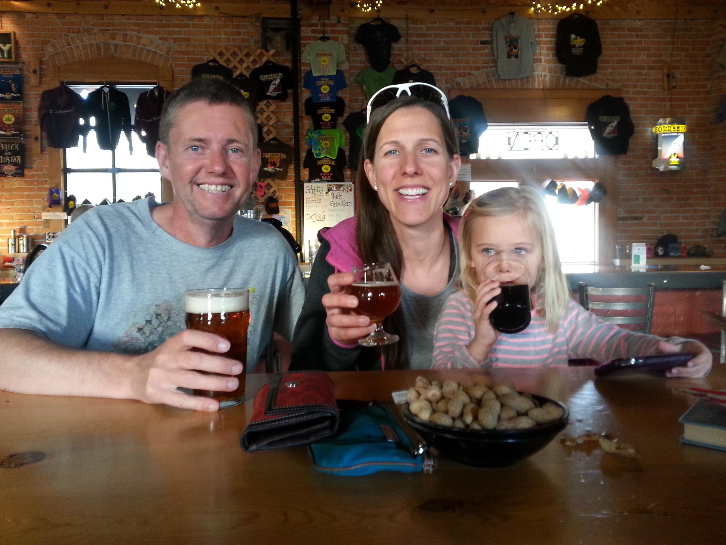 KettleHouse Brewing Co., Missoula, MT.