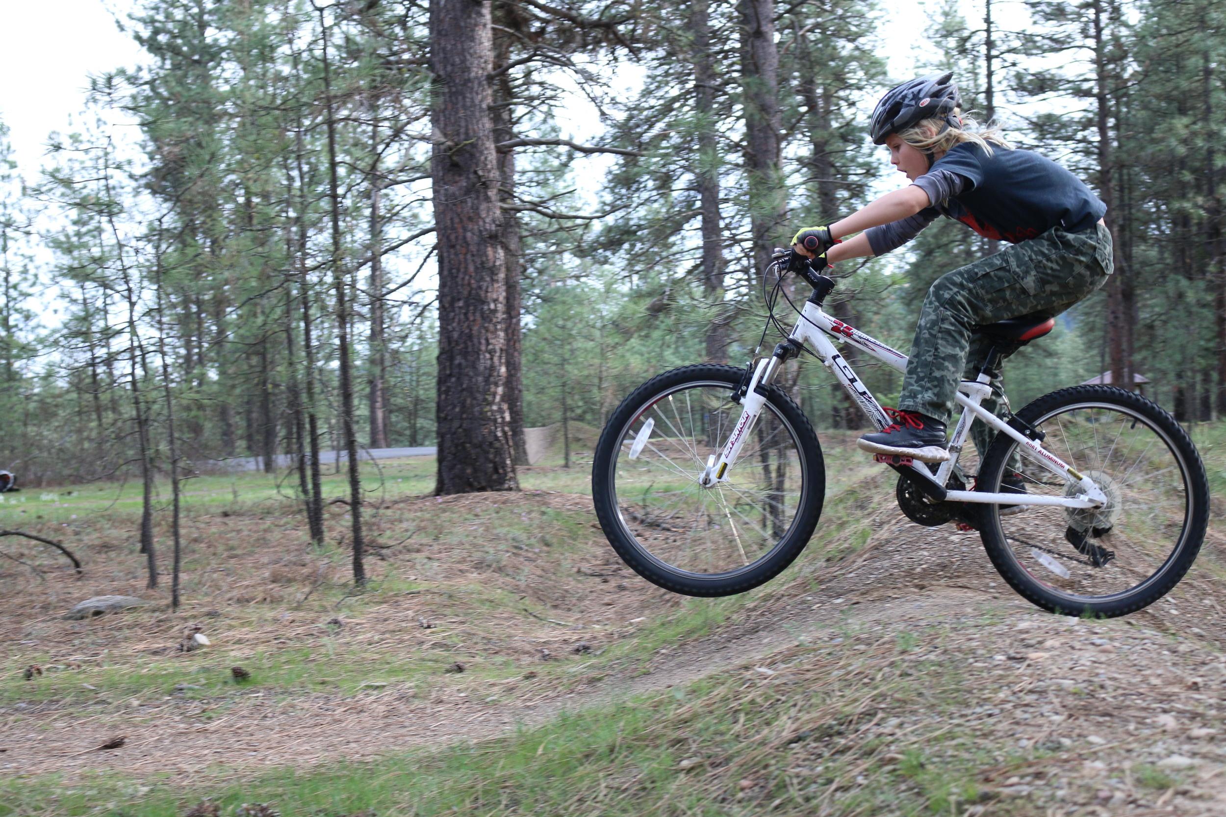 Rhys launching